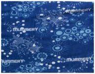 Multifunkční zateplený šátek NOVIA vzor 04