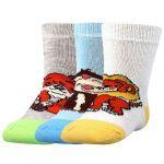 Ponožky Boma Filípek 01 ABS mix A - 3 páry