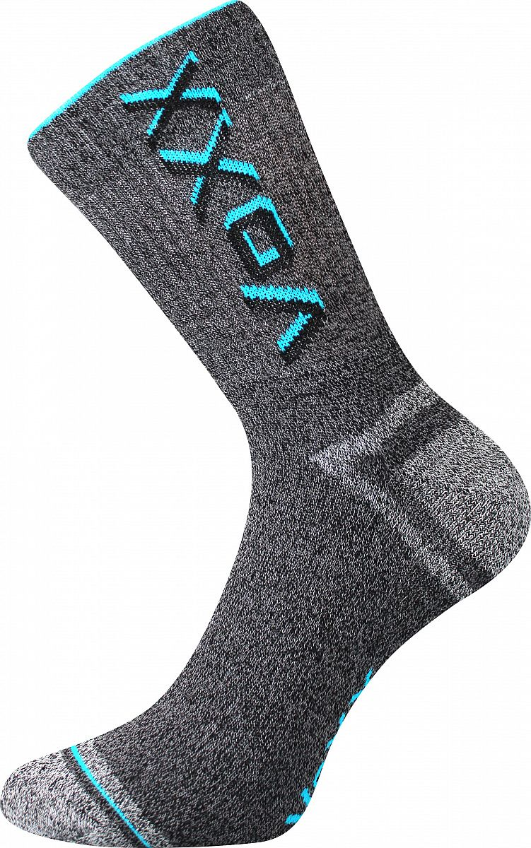 Ponožky VoXX Hawk neon tyrkys