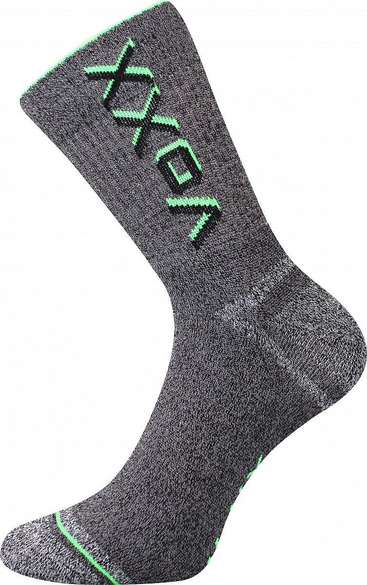 Ponožky VoXX Hawk neon zelená