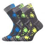 Ponožky VoXX Hawkik mix B - 3 páry