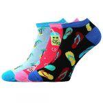 Ponožky Boma Piki mix 64A - 3 páry