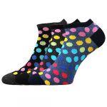Ponožky Boma Piki mix 65A - 3 páry