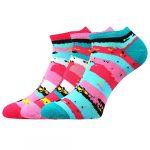 Ponožky Boma Piki mix 66 - 3 páry