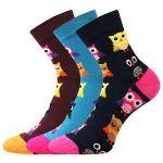 Ponožky LONKA Dedot mix D - 3 páry