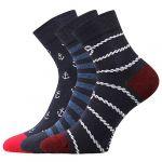 Ponožky LONKA Dedot mix E - 3 páry