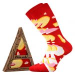 Ponožky LONKA Pizza Hawaii