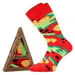 Ponožky LONKA Pizza Margherita