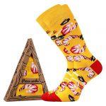Ponožky LONKA Pizza Seefood