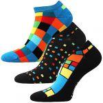 Ponožky LONKA Weep mix A1 - 3 páry