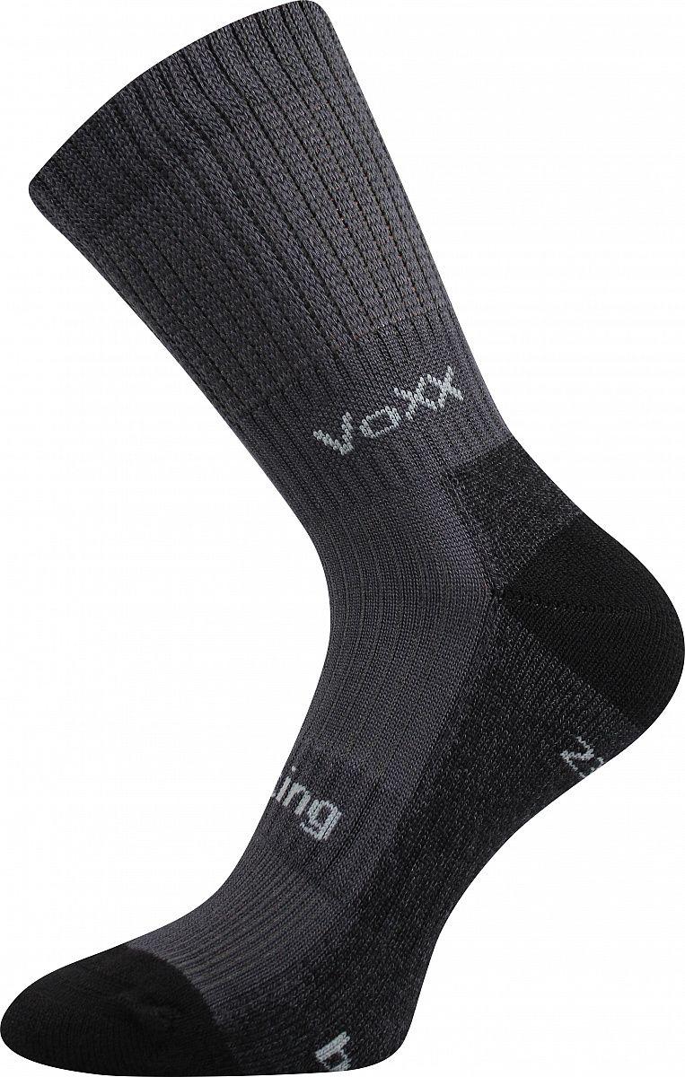 Ponožky VoXX Bomber tmavě šedá