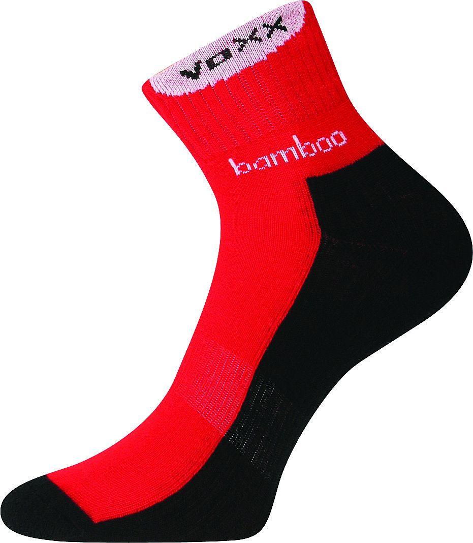 Ponožky VoXX Brooke červená