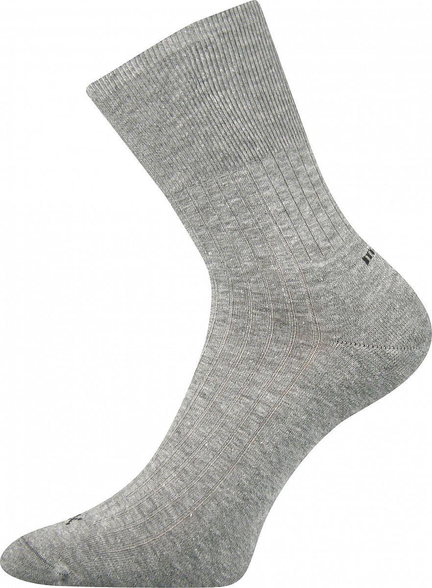 Ponožky VoXX Corsa světle šedá melé