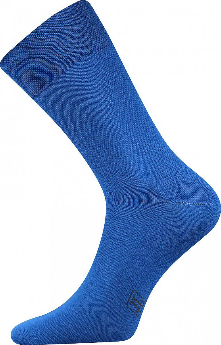 LONKA ponožky Decolor modrá