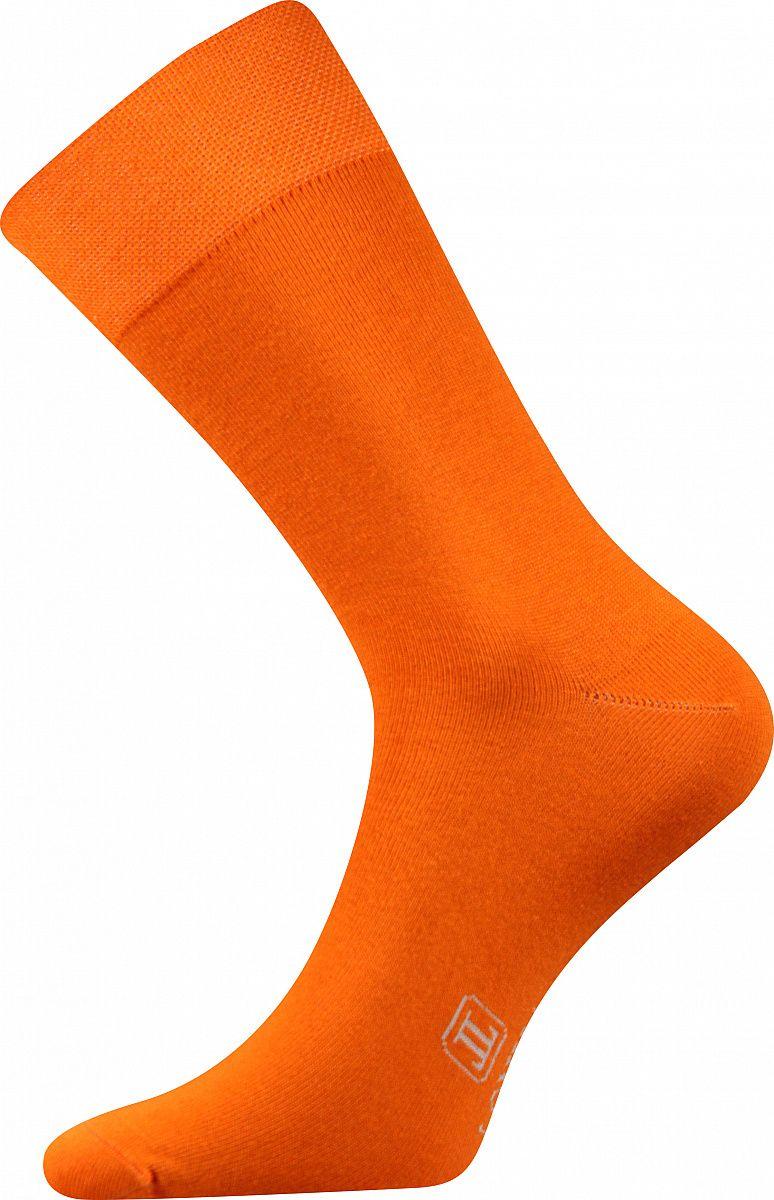 LONKA ponožky Decolor oranžová