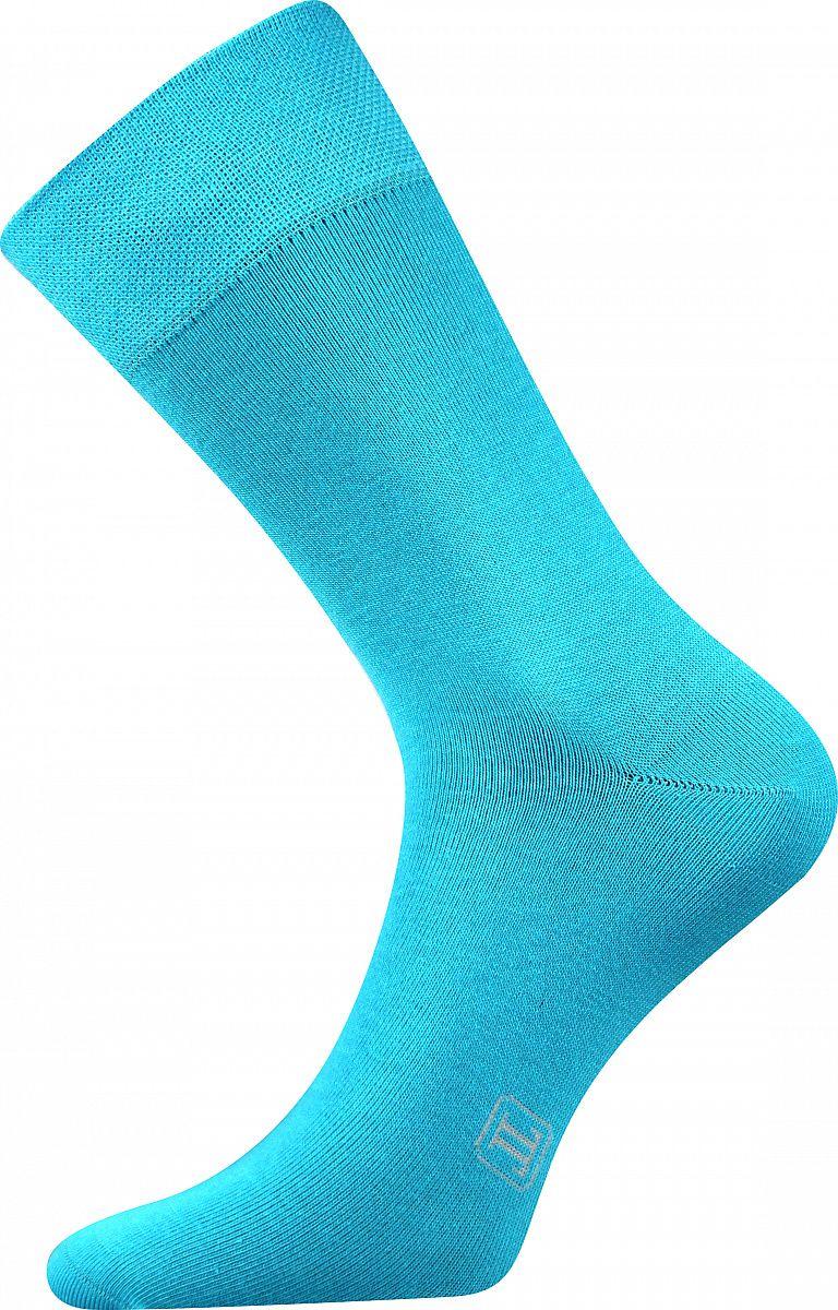 LONKA ponožky Decolor tyrkysová