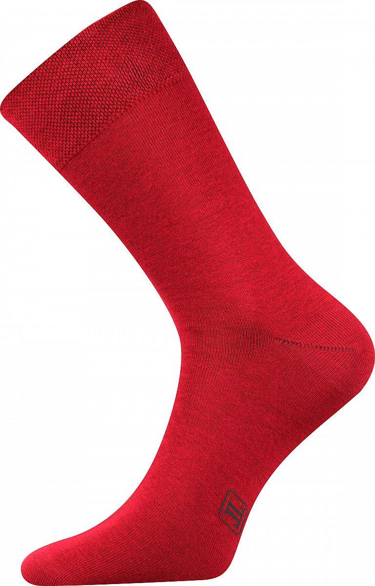 LONKA ponožky Decolor vínová