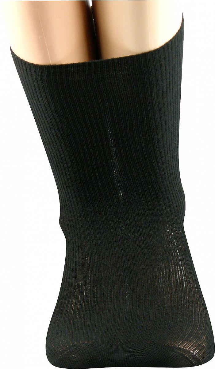 Ponožky LONKA Oregan černá (včetně nadměrných)
