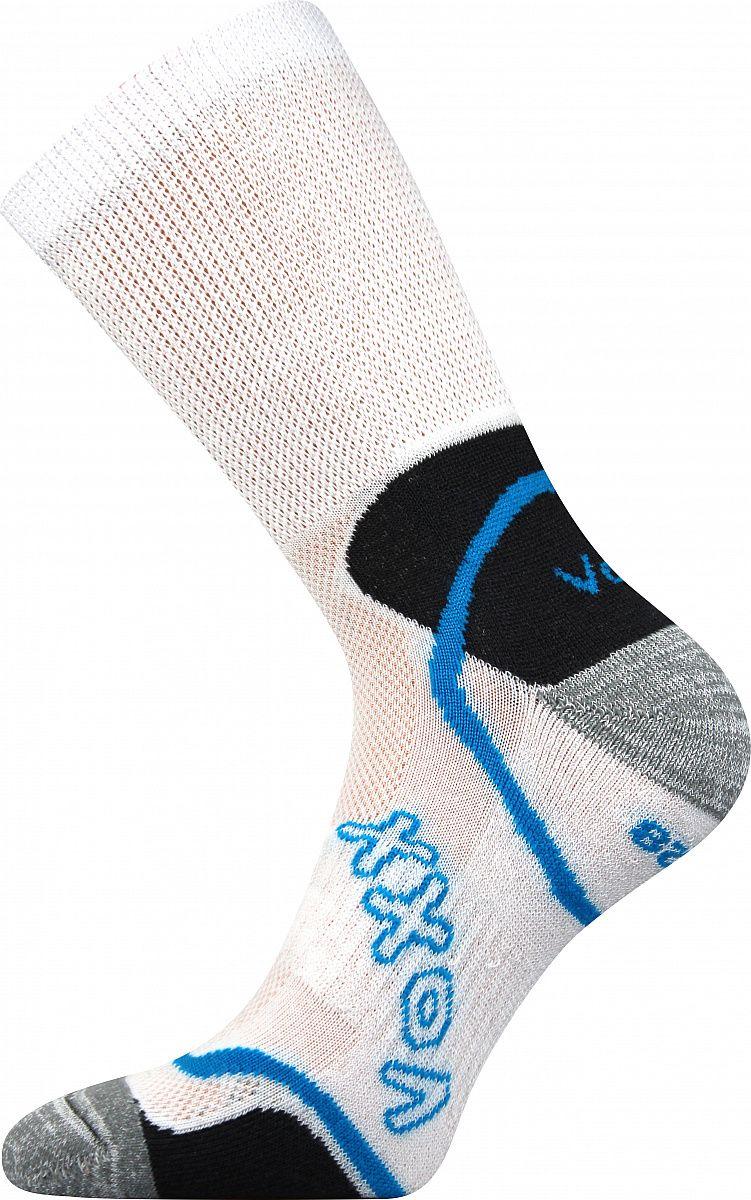 Ponožky VoXX Meteor bílá