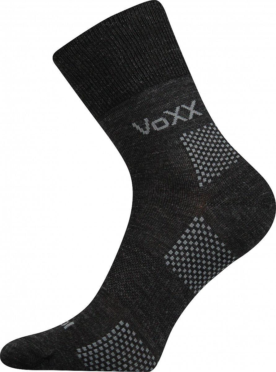 Ponožky VoXX Orionis tmavě šedá