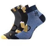 Ponožky VoXX Piff vzor pivo - 3 páry