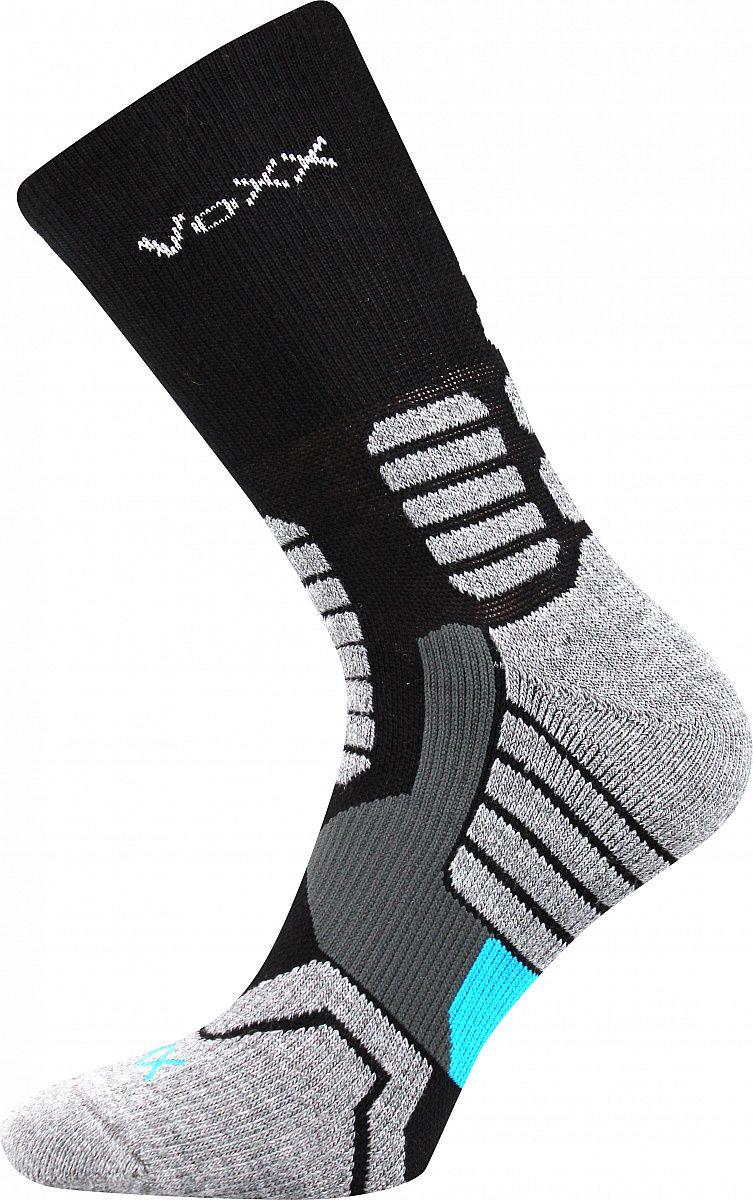 Kompresní ponožky VoXX Ronin černá
