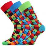 Pánské ponožky LONKA Wearel 021 - 3 páry
