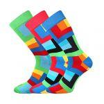 Pánské ponožky LONKA Wearel 013 - 3 páry