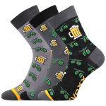 Ponožky VoXX PiVoXX 3 páry mix barev 2