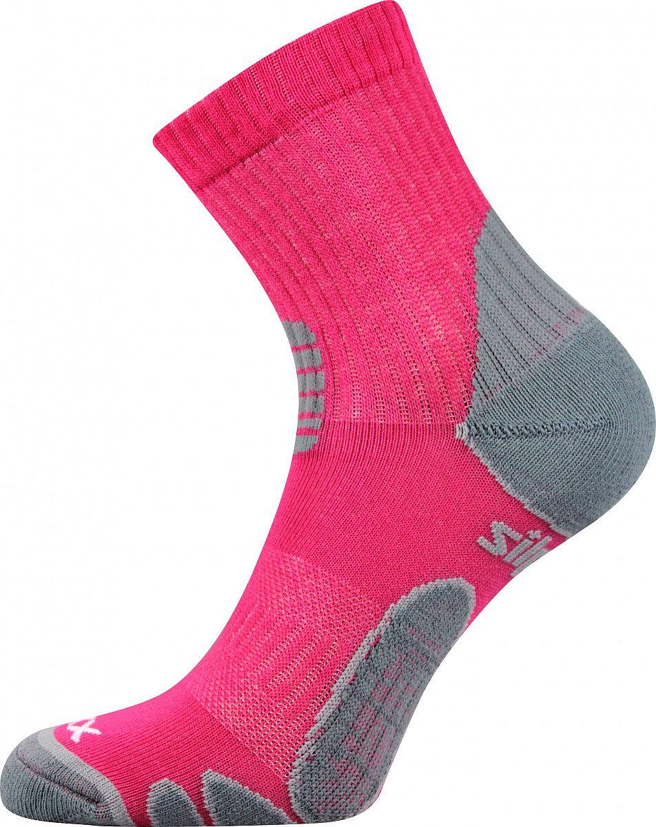 Ponožky VoXX Silo magenta