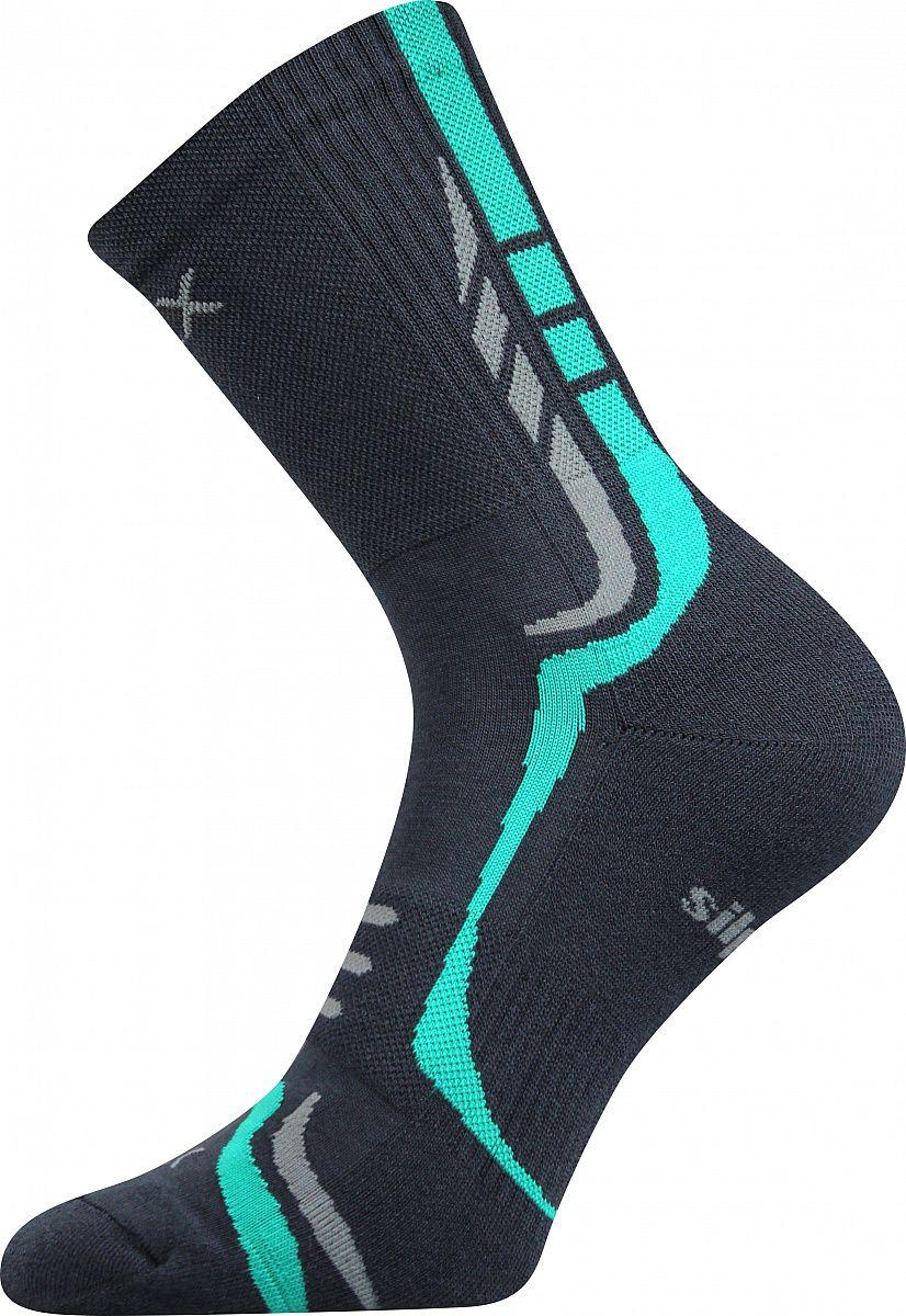 Ponožky VoXX Thorx tmavě šedá