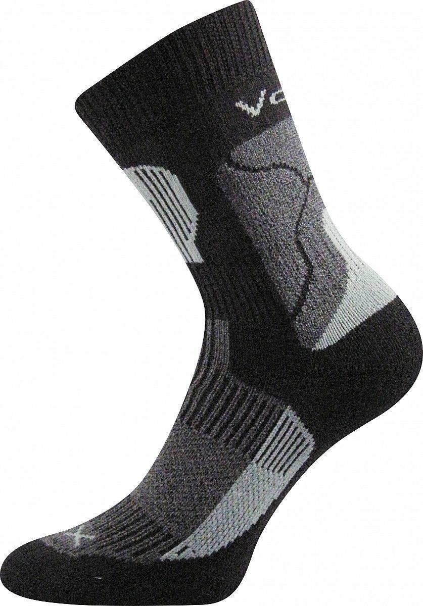 Ponožky VoXX Treking černá