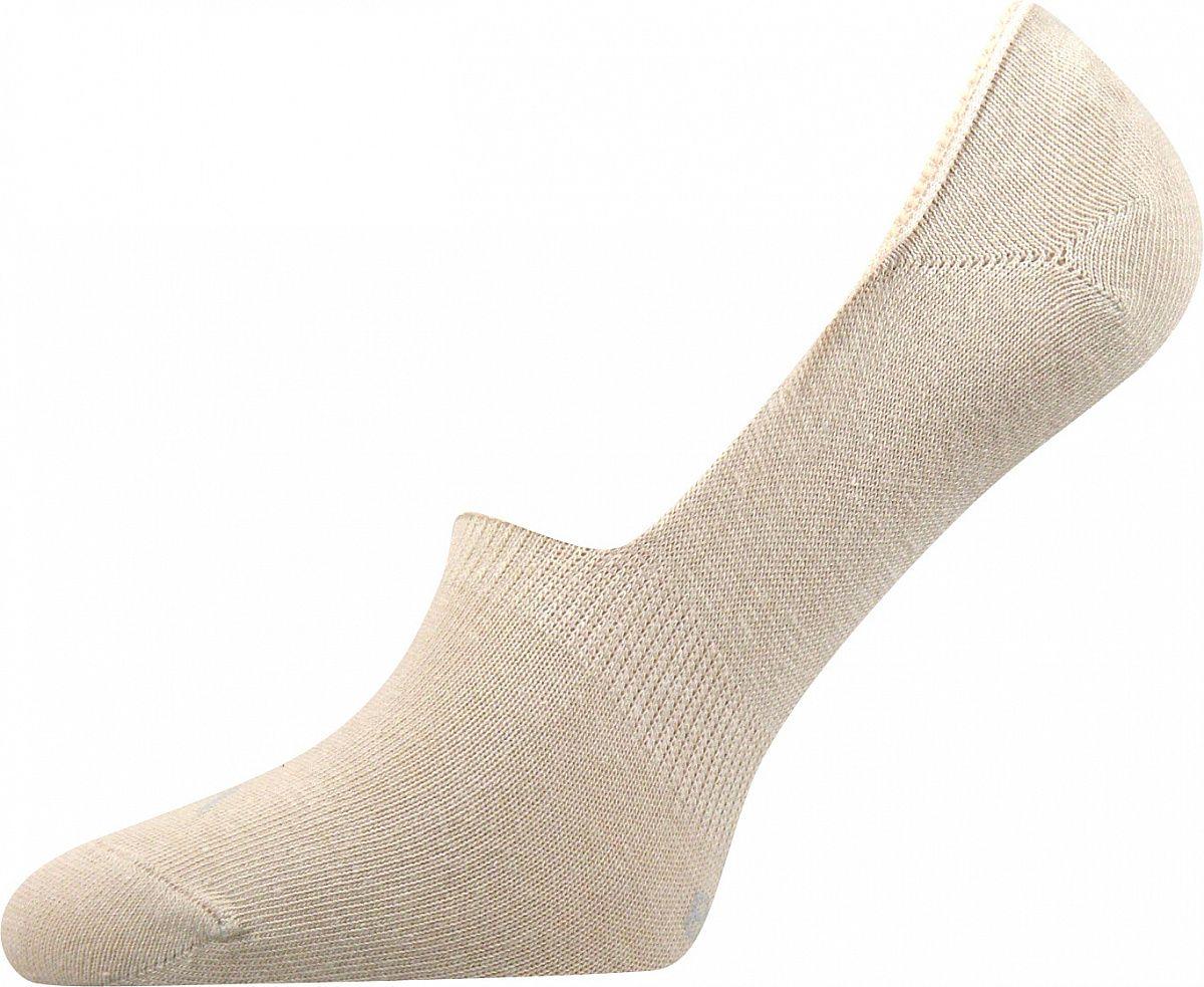 Ponožky VoXX Verti ťapky béžová