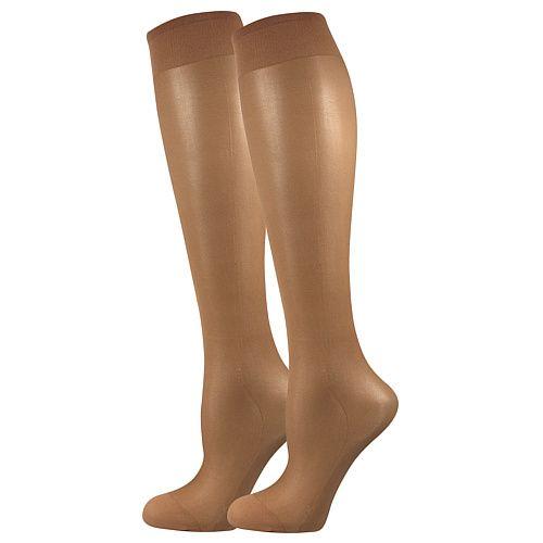 Dámské podkolenky Boma LADYknee-socks velikost UNI - 2 páry