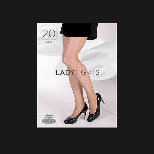 Dámské punčochové kalhoty Boma LADYtights 20DEN nero