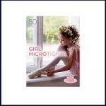 Dívčí punčochové kalhoty Boma GIRL MICROtights bianco