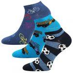 Ponožky LONKA Dedonik mix A - 3 páry