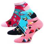 Ponožky LONKA Dedonik mix B - 3 páry