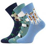 Dámské ponožky Boma Xantipa mix 68 - 1 pár