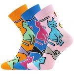 Dámské ponožky Boma Xantipa mix 69 - 3 páry