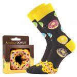 Ponožky LONKA Donut vzor 3a