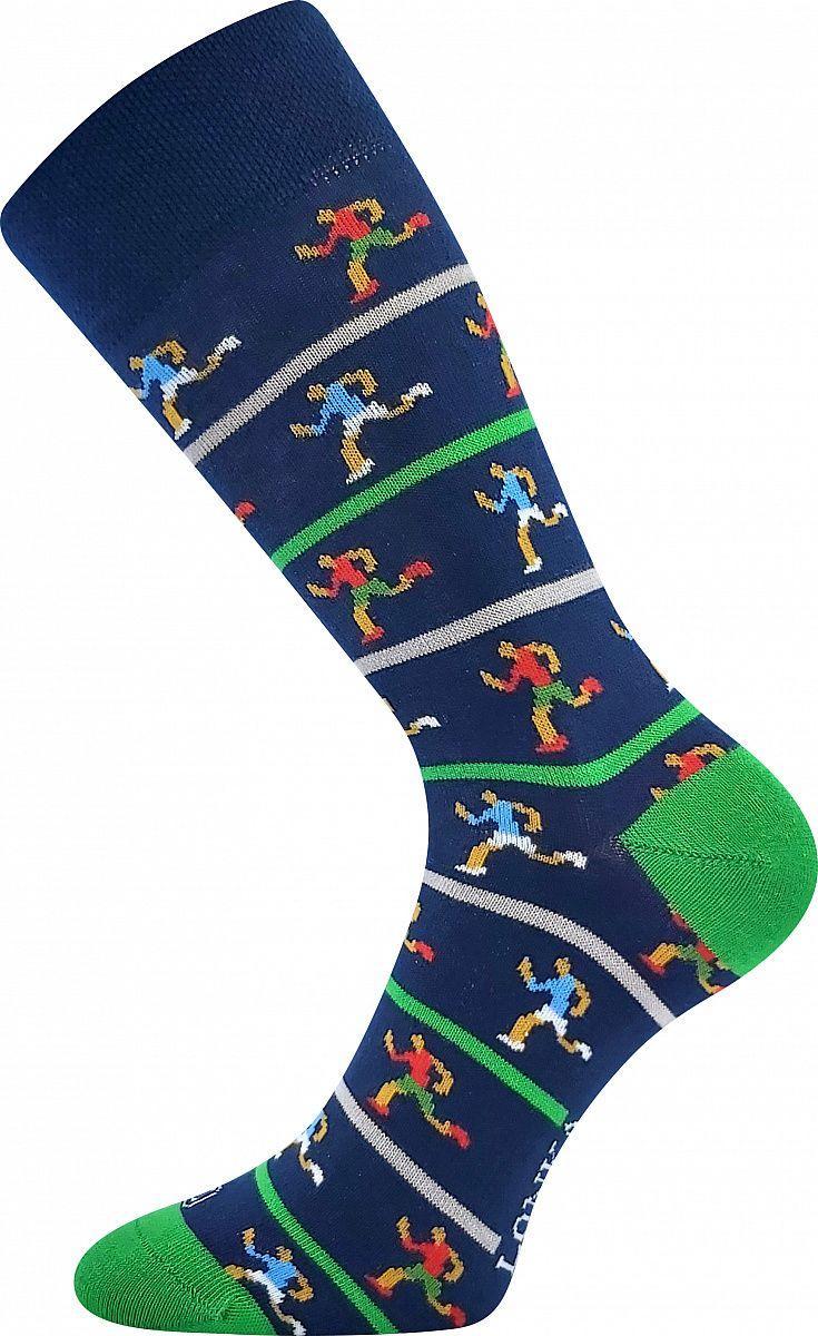 Ponožky LONKA Woodoo vzor 15 / běžci
