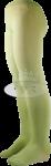 Dětské bavlněné punčocháče Boma Katka zelená