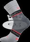 Kompresní ponožky VoXX Fixan světle šedá