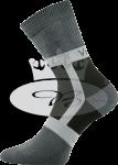 Kompresní ponožky VoXX Fixan tmavě šedá