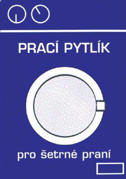 Prací pytlík bílá - zip Boma