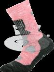Dětské ponožky VoXX Etrexík růžová