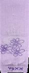 Dětské VoXX punčocháče Pegason kamaše fialová