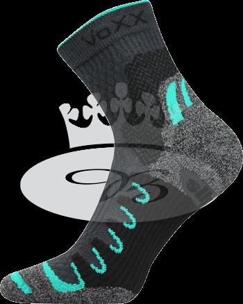 Ponožky VoXX Synergy tmavě šedá