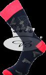 LONKA ponožky Wearel 007 3 páry mix barev